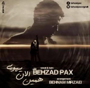 Behzad Pax - Hamin Alan Yehooei.mp3