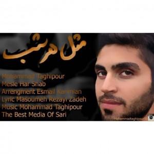 محمد تقی پور به نام مثل هر شب