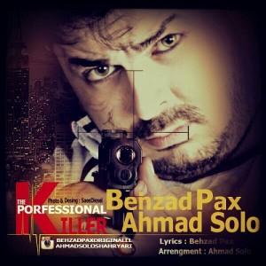 بهزاد پکس و احمد سلو به نام قاتل حرفه ای