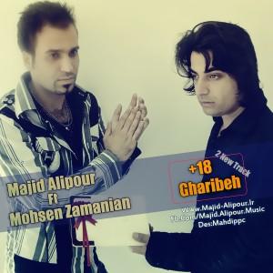 مجید علیپور و محسن زمانیان به نام غریبه