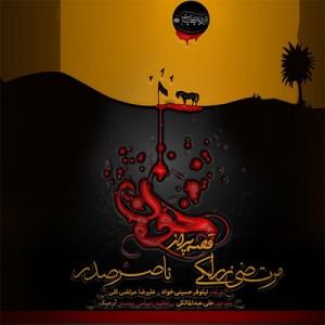 مرتضی زرلکی و ناصر صدر به نام قصه پر از خون