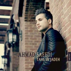 دانلود آهنگ جدید احمد سعیدی به نام ته این جاده