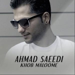 احمد سعیدی به نام خوب معلومه