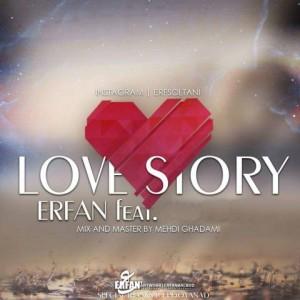 عرفان به نام داستان عشق