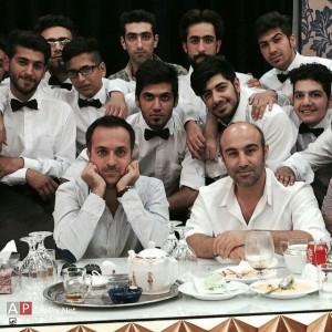 عکس های جدید بازیگران ایرانی فروردین و اردیبهشت ۹۵