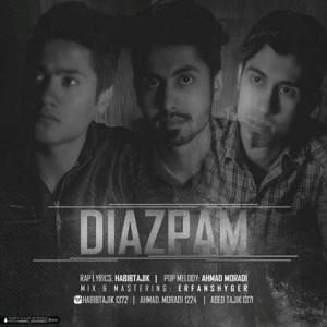 دانلود آهنگ حبیب تاجیک و عابد تاجیک و احمد مرادی بنام دیازپام