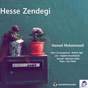 دانلود آهنگ جدید حامد محمدی به نام حس زندگی