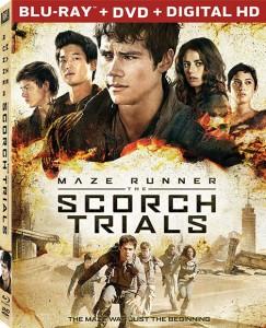 دانلود رایگان فیلم خارجی The Scorch Trials 2015