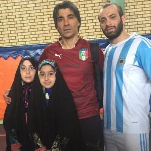 امیر تتلو با کمک شمسایی به لیگ برتر فوتسال می رود