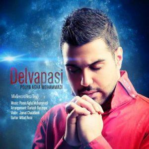 دانلود آهنگ جدید پویا آقامحمدی به نام دلواپسی