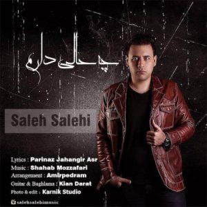 دانلود آهنگ جدید صالح صالحی به نام چه حالی دارم