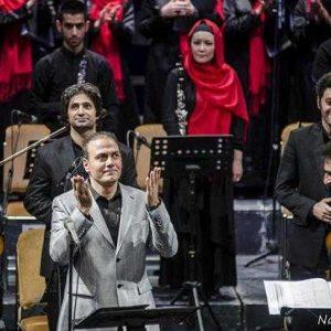 کنسرت علیرضا قربانی تبریز سالن پتروشیمی