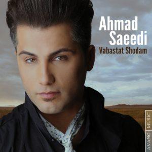دانلود آهنگ جدید احمد سعیدی به نام زندگی رو با تو میخام