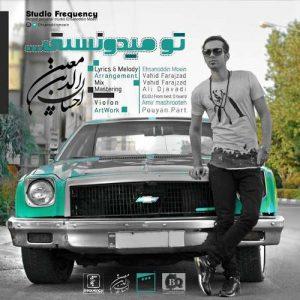 دانلود آهنگ جدید احسان الدین معین به نام تو میدونستی