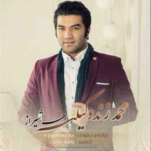 دانلود آهنگ راه شیراز از محمد زندوکیلی