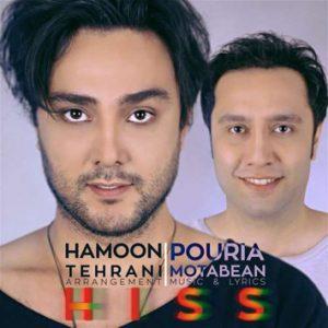 دانلود آهنگ جدید هامون تهرانی و پوریا متابعان به نام هیس