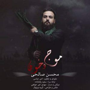 دانلود آهنگ جدید محسن صالحی به نام موج و خون