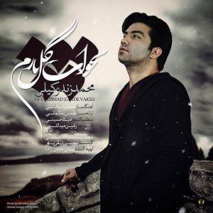 دانلود آهنگ جدید محمد زندوکیلی به نام بخاب گل نازم