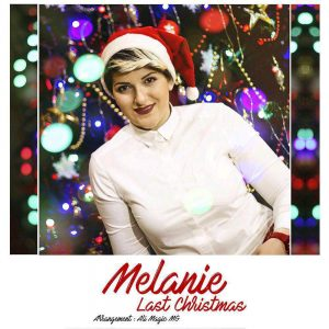 دانلود آهنگ جدید ملانی به نام آخرین کریسمس