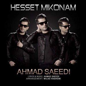 دانلود آهنگ جدید احمد سعیدی بنام حست میکنم