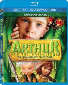 دانلود انیمیشن آرتور و مینی مویها Arthur and the Invisibles 2006
