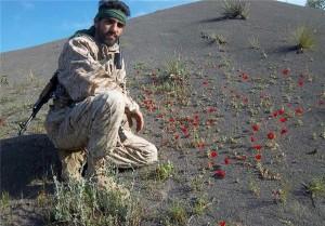 محمدتقی سالخورده از نکا به شهیدان مدافعان حرم پیوست