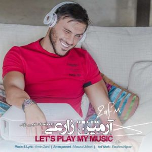 دانلود آهنگ جدید آرمین ۲AFM به نام بزار پلی شه موزیکم